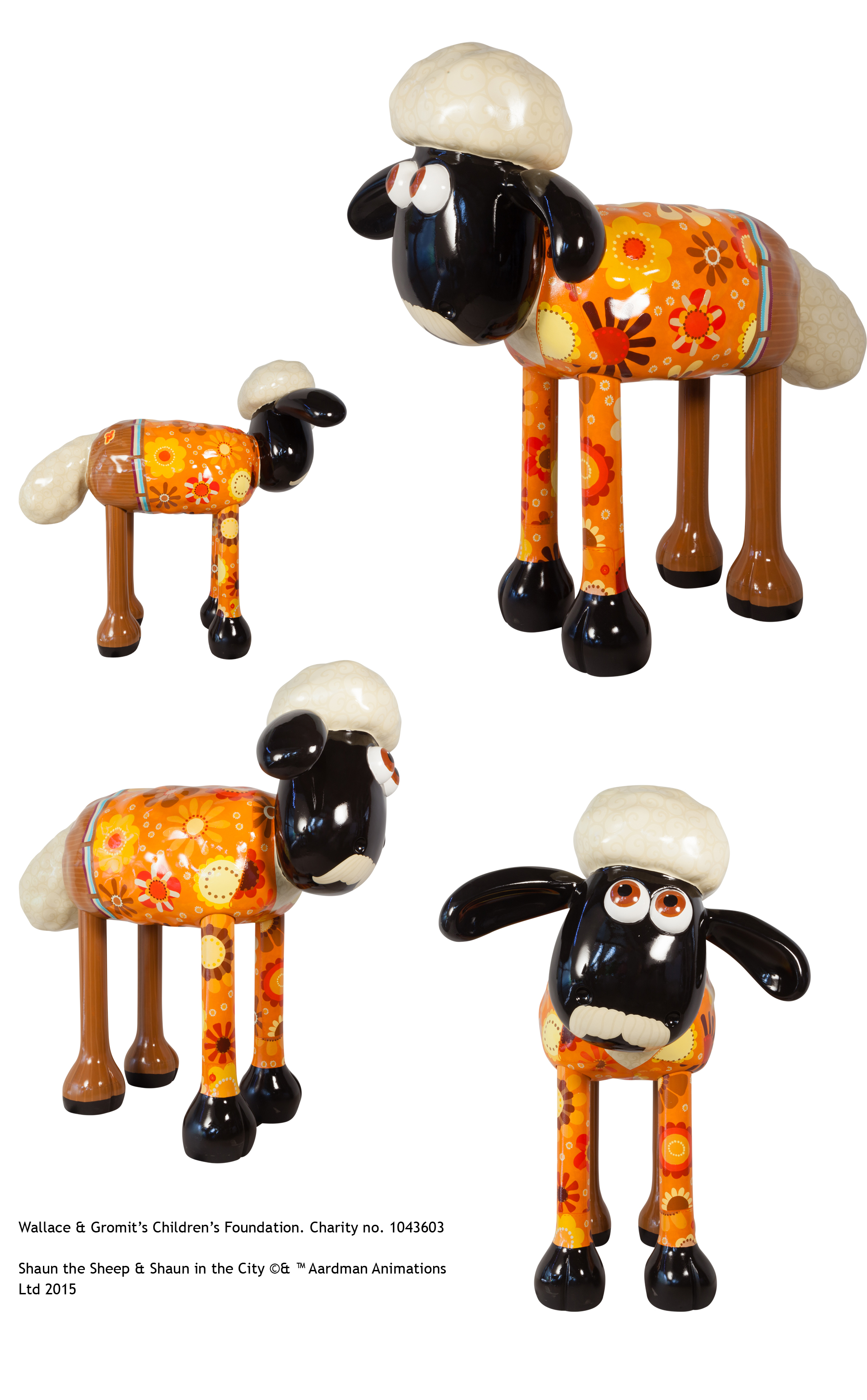 wallace and gromit shaun
