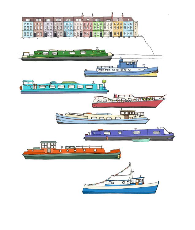 E.Ketteringham_Bristol_boats